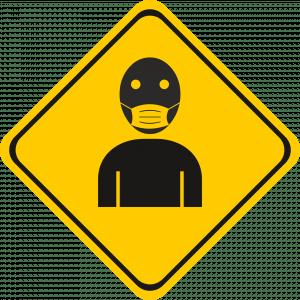 """""""Coronavirus Symbol Sign"""""""