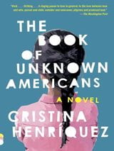 Cover for The Book of Unknown Americans