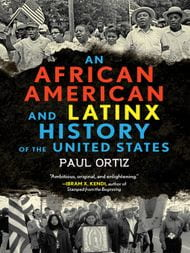 Book Cover for An African American and Latinx History of the United States