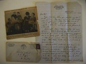 Pi Lambda Phi letter