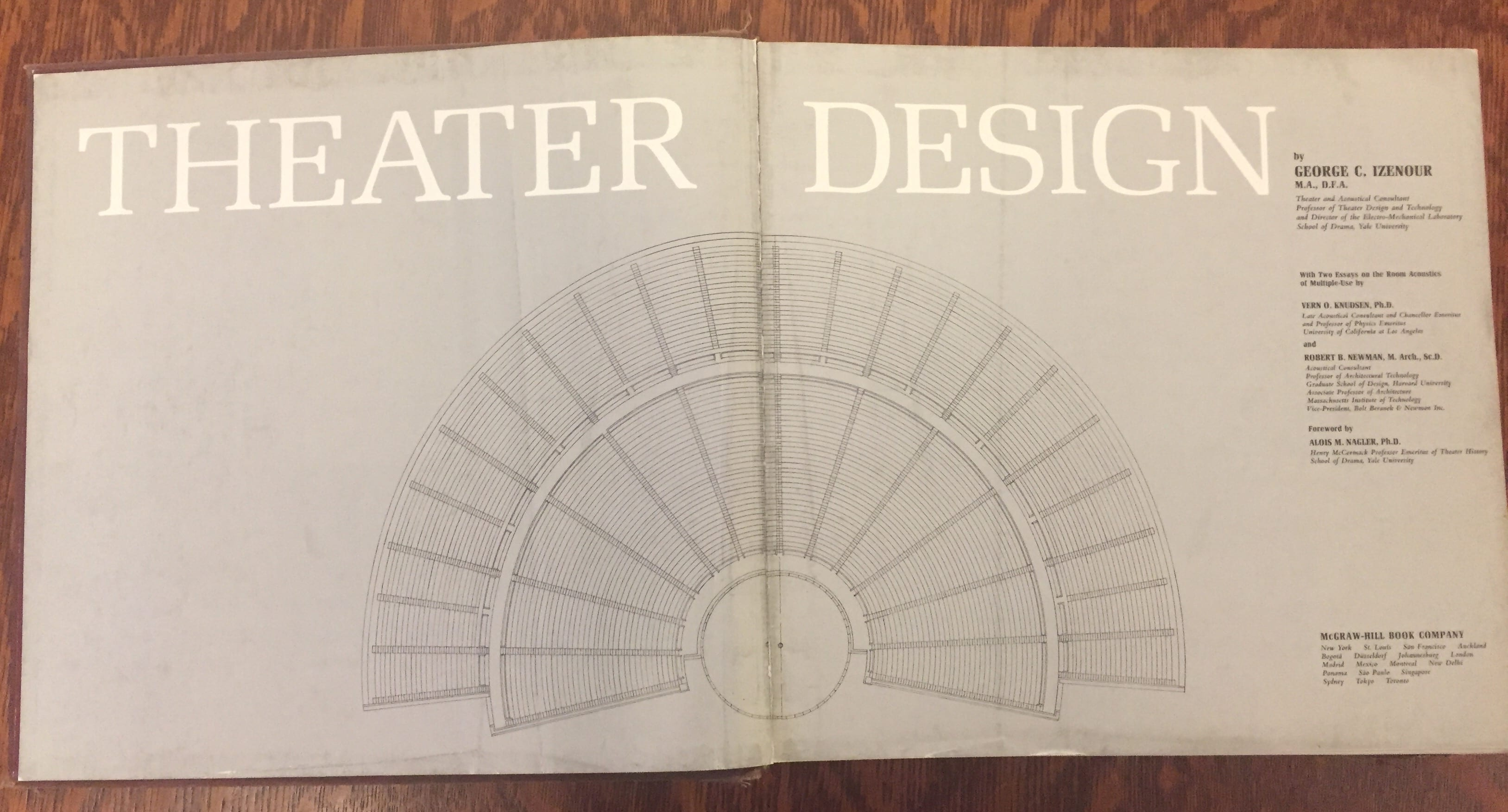 Theater Design Book