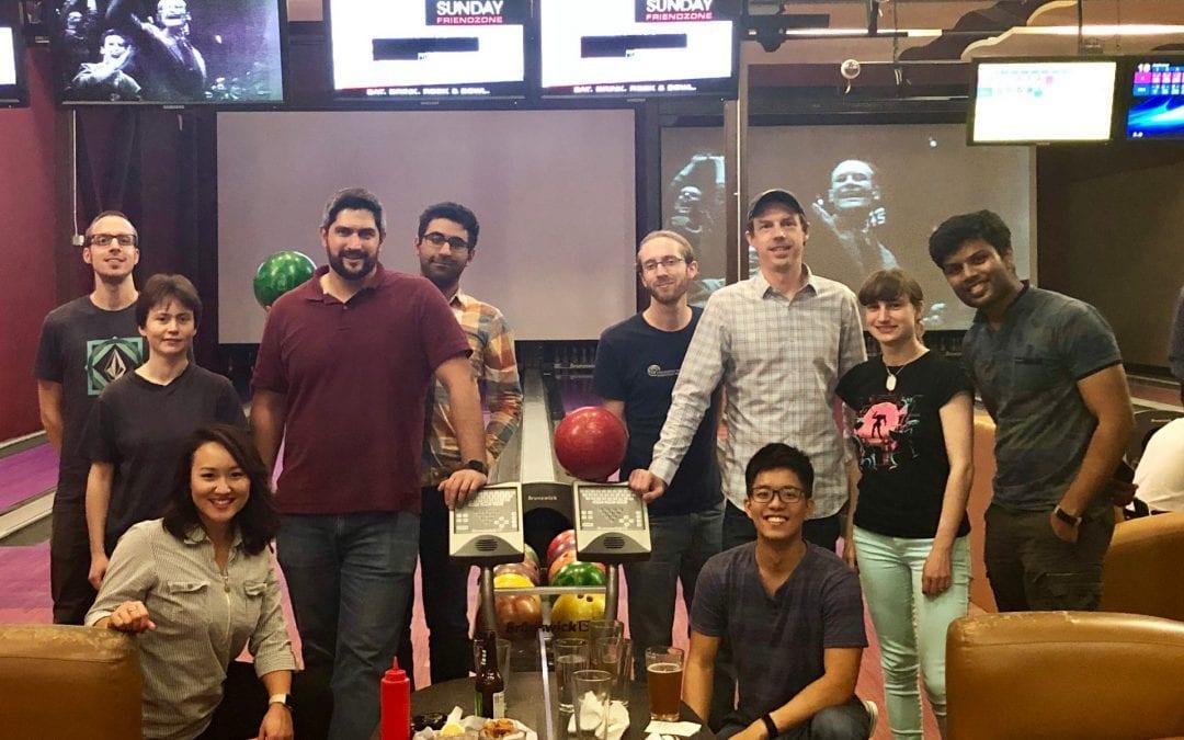 Strandwitz vs. Pimputkar Group Round 3: Bowling!