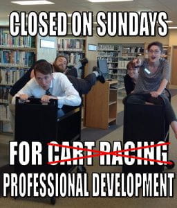 Cart racing meme