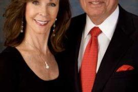 Julia and George Argyros