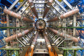 Scientists celebrate their roles in physics Nobel