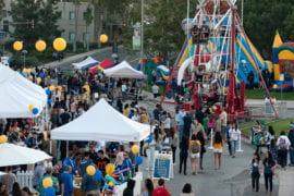 UC Irvine Homecoming Street Festival
