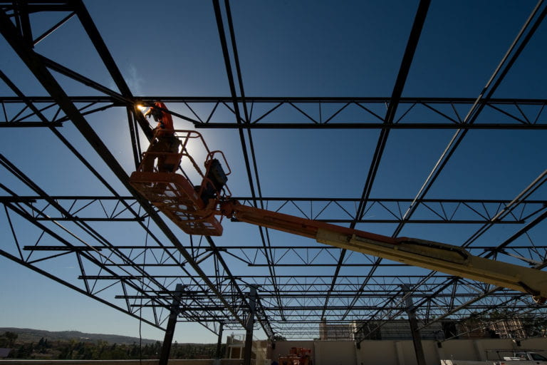 UC Irvine increasing on-site solar power production fourfold