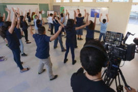 UCI initiates NSF-funded joint project utilizing the arts to improve grade school science education