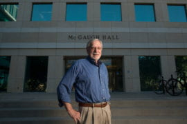 James McGaugh receives Grawemeyer Award for Psychology
