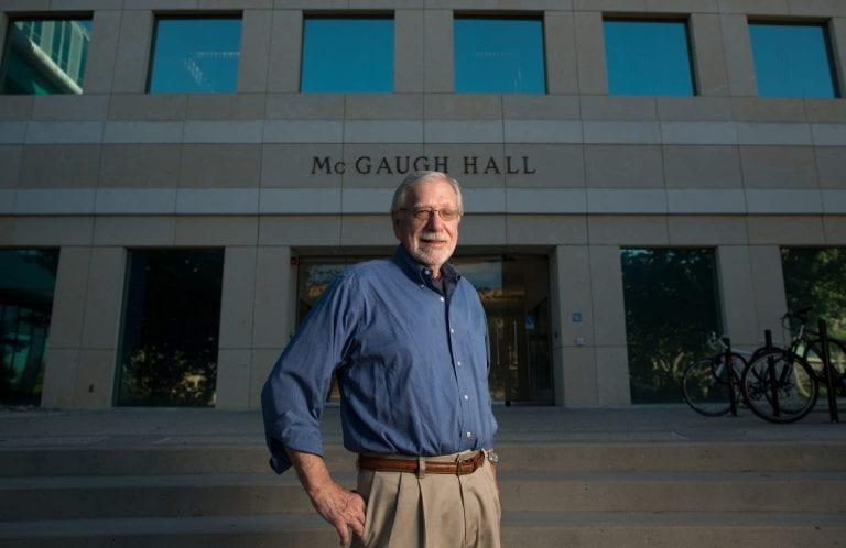 James McGaugh receives Grawemeyer Award for Psychology