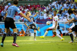UCI cognitive scientist scores big using crowdsourcing to predict World Cup outcome