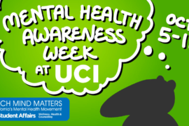 Mental Health Awareness Week Poster