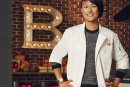 Alumna vies to be 'Top Chef'