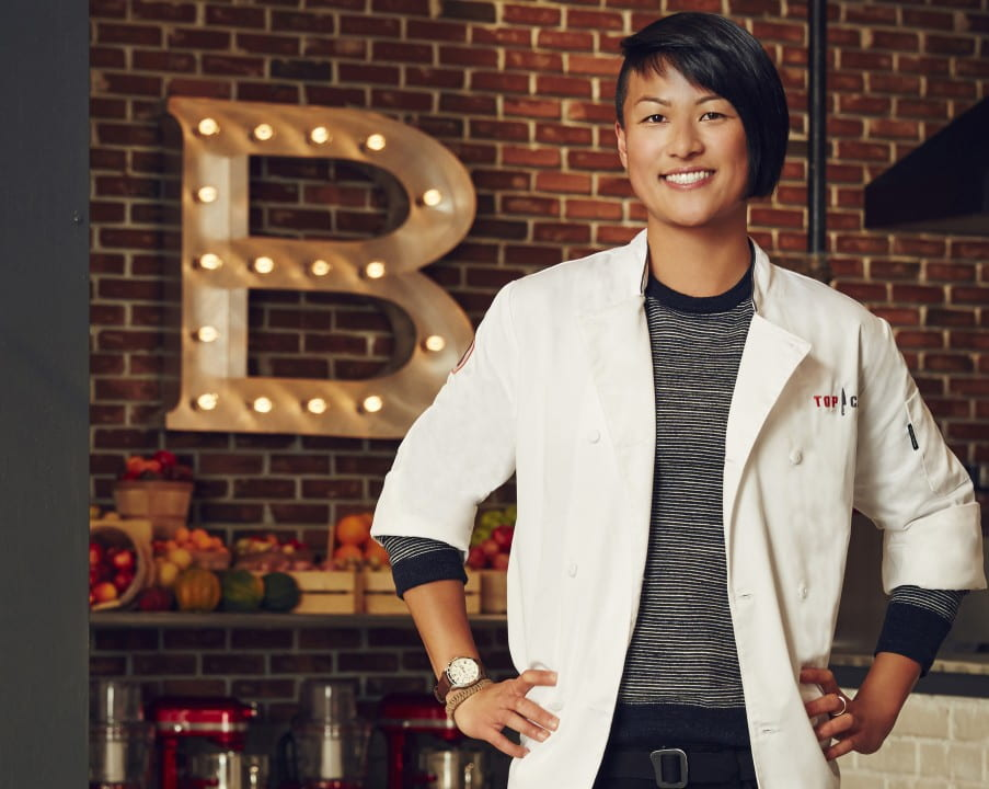 Top Chef and UCI Alumna Contestant Melissa King