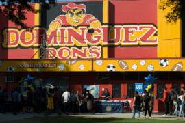 Dominguez Dons in Compton