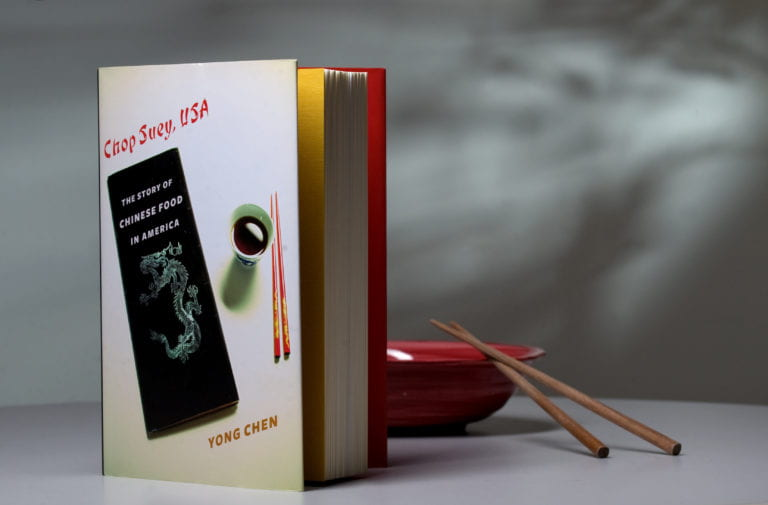 UCI historian publishes 'Chop Suey, USA: The Story of Chinese Food in America'