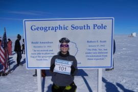 Scientists drill first deep ice core at the South Pole