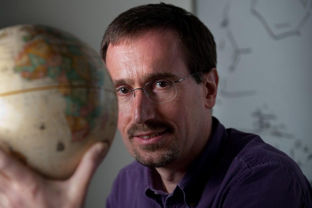 Professor James Nowick