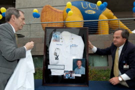 Ralph Clayman and Jerry Maguire remember student and activist Thomas Hand