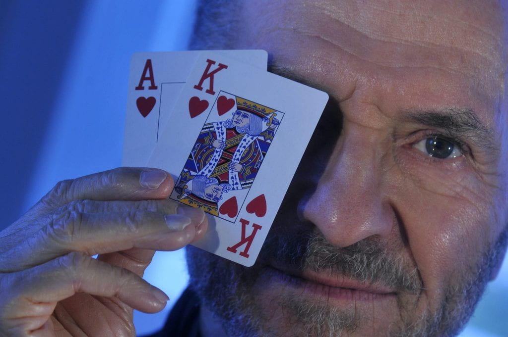 Blackjack guru named Extraordinarius