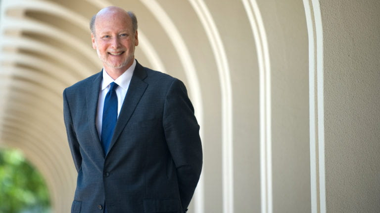 Howard Gillman to be officially invested as sixth chancellor of UCI