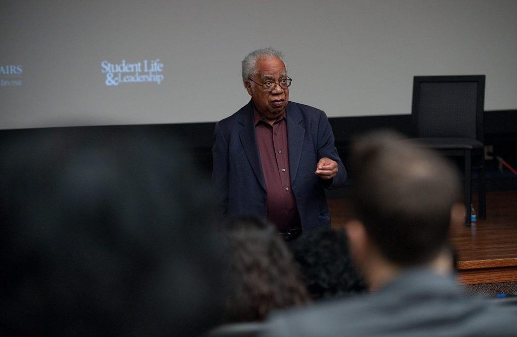 Honoring black histories on campus