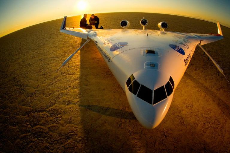 No mere flight of fancy