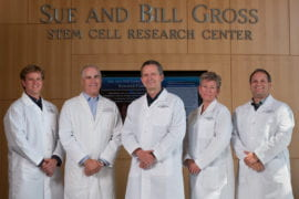 UCI Stem Cell Researchers