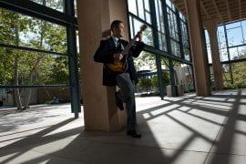 Felipe Hernandez '13 named Marshall Scholar, one of only 40 nationwide