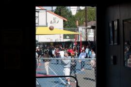 El Sol academy playground