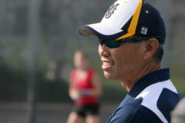 Women's Tennis Coach Edles