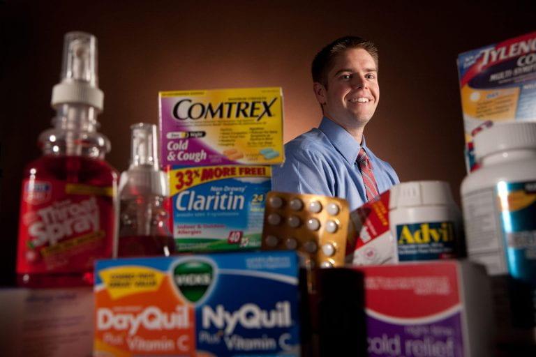 The marketing of meds