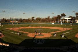 UCI Baseball field