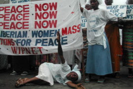 Event explores 'Women, War & Peace'