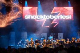 UCI student musicians perform at Shocktoberfest
