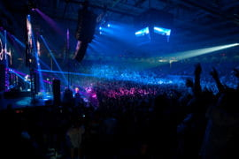 Bren Events Center packed for Shocktoberfest 2012