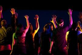 Performers at Shocktoberfest
