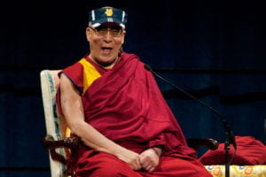 His Holiness the XIV Dalai Lama