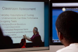 OpenCourseWare catching on among UCI faculty