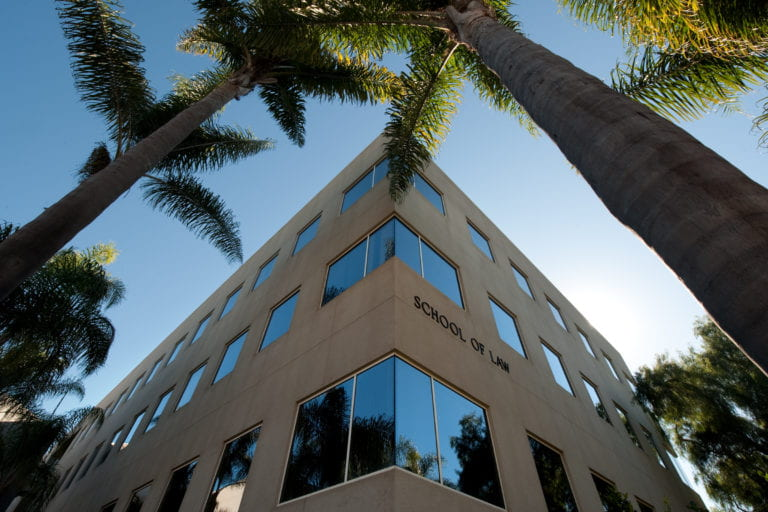 UCI School of Law ranks 30th in first year of eligibility