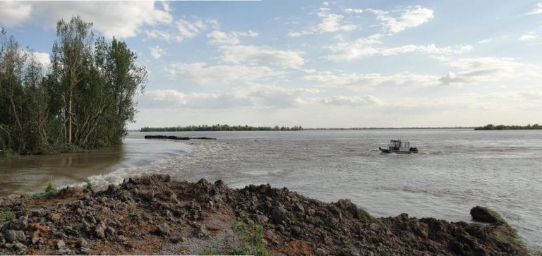 Levee detonations reduced 2011 flood risk on Mississippi River, UCI-led study finds