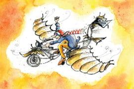 J.H. Everett illustration