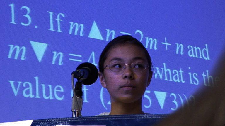 UCI hosts middle school 'mathletes'