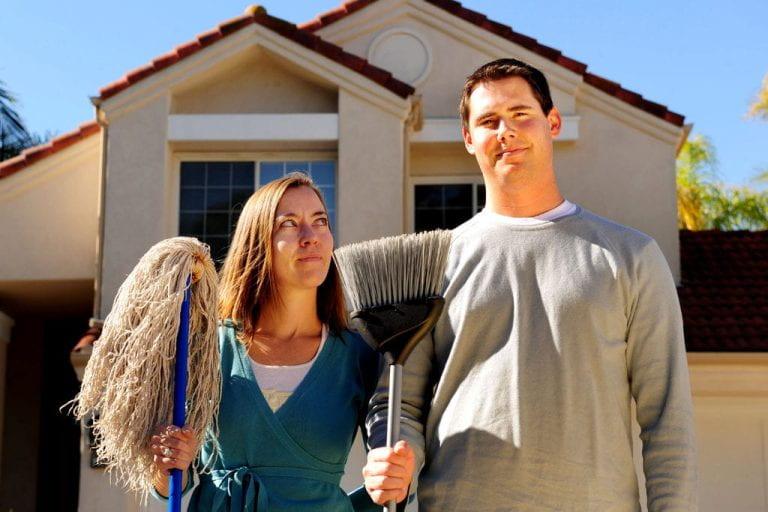 Domestic duties still largely 'women's work'