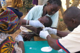 Giving global health a shot in the arm