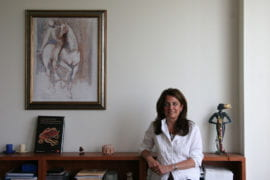 Emiliana Borrelli's French connection aids brain research