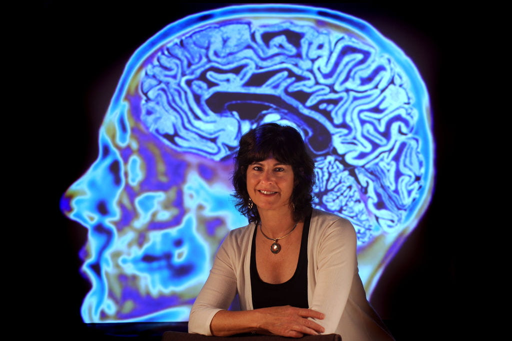 UCI neurobiologist Leslie M. Thompson
