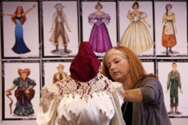 Film, fashion focus of fall exhibit