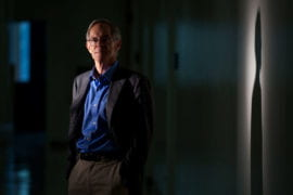 Academic Senate leader takes reins