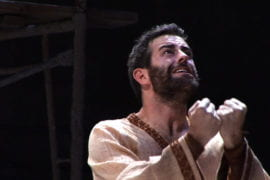 """Arts production gives """"Abraham"""" a modern spin"""